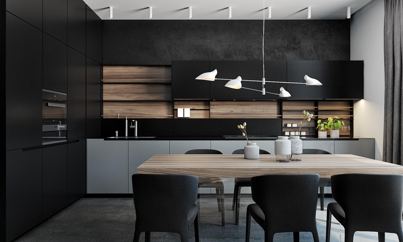 Кухонный фартук: тонкости выбора идеального материала